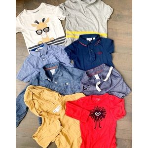 Toddler Clothes Bundle (Size 2T) - 8 clothes